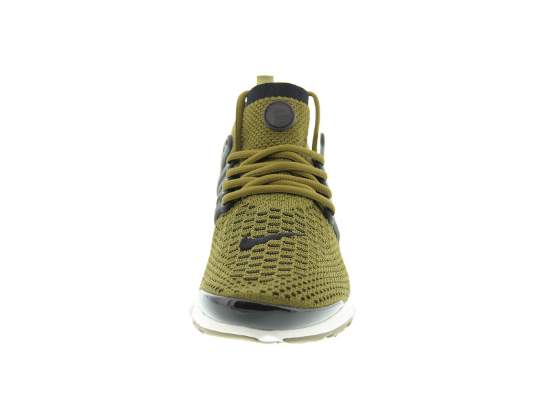 NIKE AIR PRESTO FLYKNIT ULTRA (835570-300) OLIVE FLAK/BLACK-LIGHT BONE