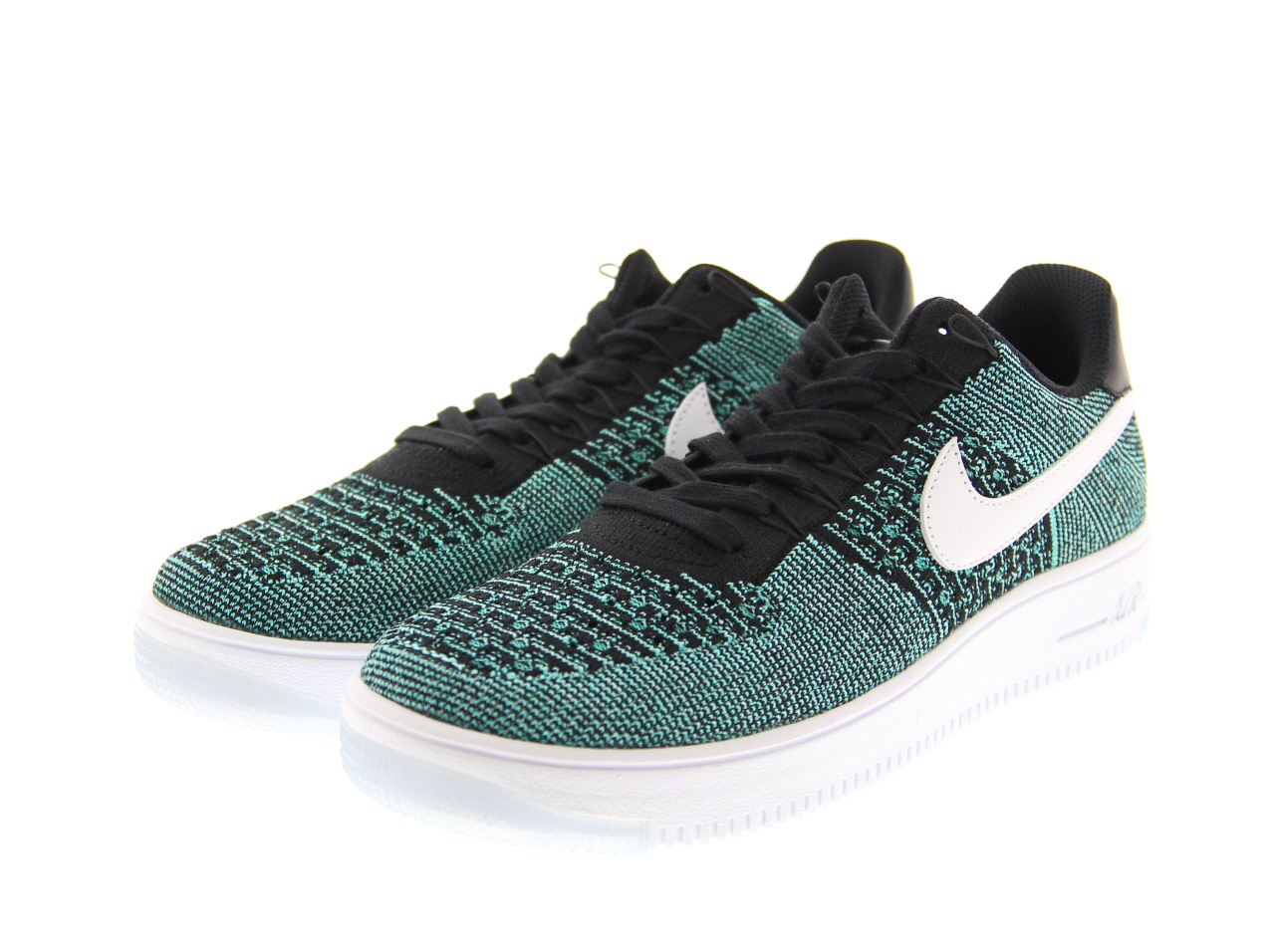 Nike Air Air Nike Force 1 Flyknit Low marrón Christmas 991cfe