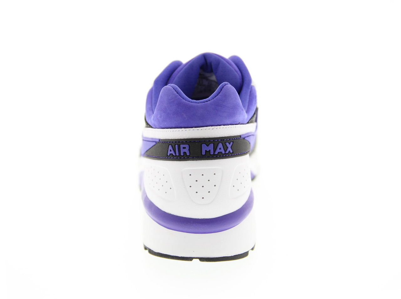 NIKE AIR MAX BW PREMIUM (819523-051) BLACK/PERSIAN VIOLET-WHITE