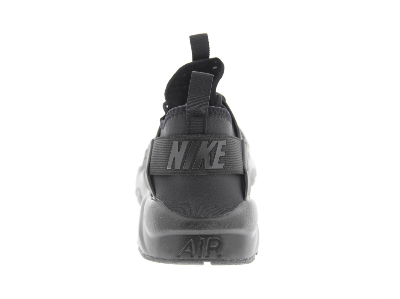 NIKE AIR HUARACHE RUN ULTRA BR (833147-001) BLACK/BLACK