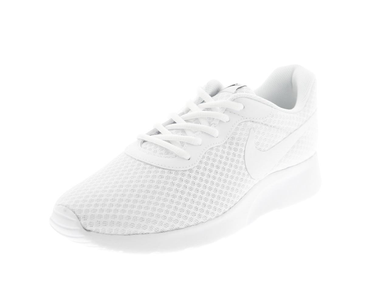 NIKE TANJUN (812654-110) WHITE/WHITE-BLACK