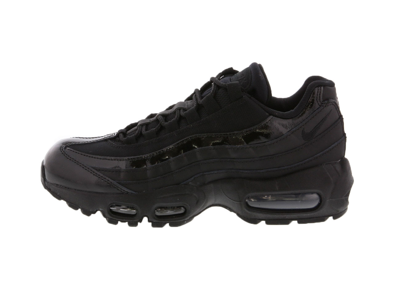 NIKE WOMENS AIR MAX 95(307960-010)【ナイキ ウィメンズ エアマックス95】【レディースファッション】【シューズ】【靴】【スニーカー】【フットウェア】