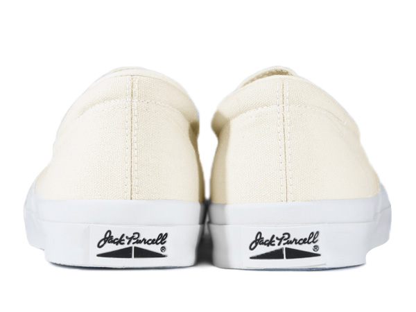 CONVERSE JACK PURCELL WASHOUT SLIP-ON (1CJ674) NATURALWHITE