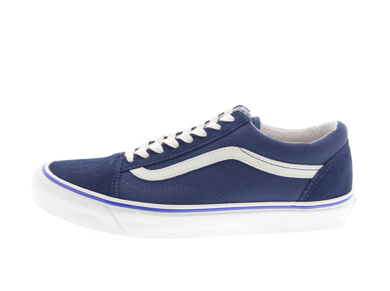vans old skool lx blue