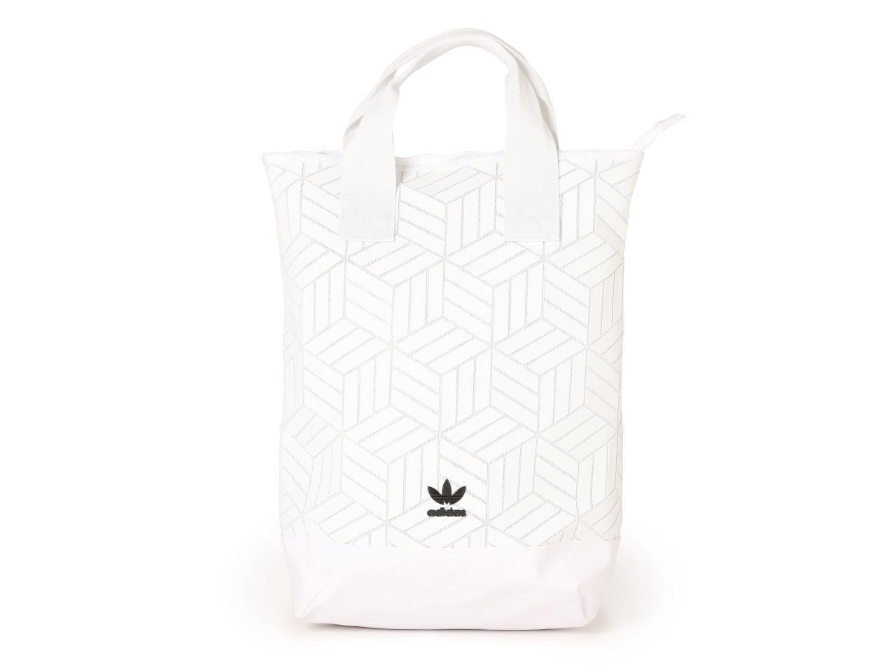 【全品ポイント10倍!期間限定★今すぐエントリー!(4/1~4/30)】adidas ROLL TOP BACKPACK(DV0201)【アディダス】【バッグ】【バックパック】【鞄】【カバン】