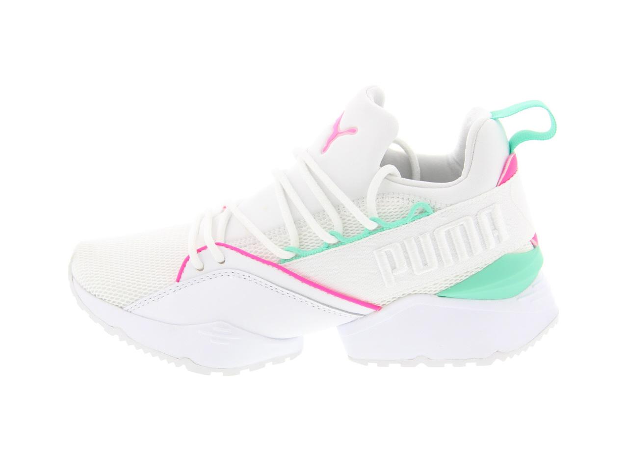 PUMA MUSE MAIA STREET WMNS(367355-02)【プーマ ミューズ マイアストリート ウィメンズ】【レディースファッション】【シューズ】【スニーカー】【靴】【フットウェア】【ランニング【ストリート】】