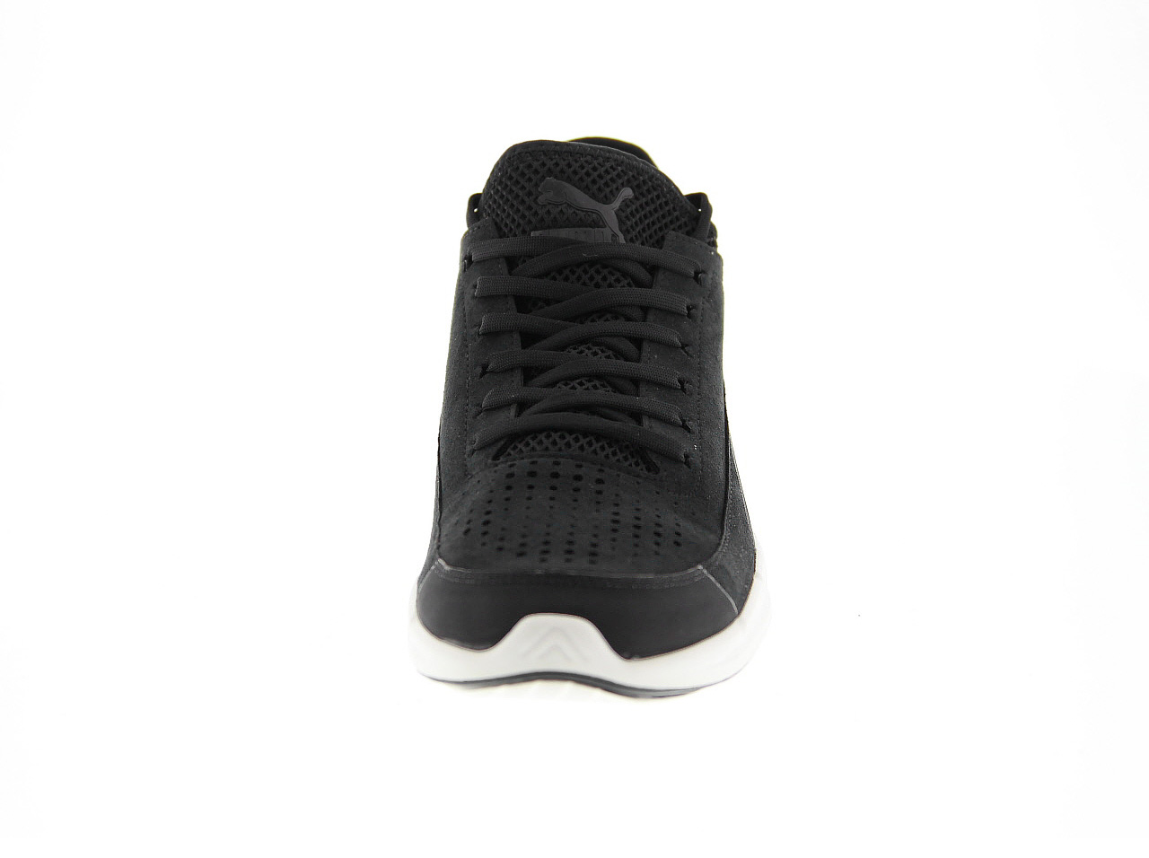 PUMA IGNITE SOCK (360570-04) BLACK-WHITE