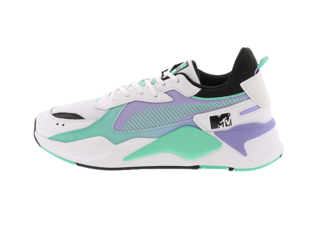 【全品ポイント10倍!期間限定★今すぐエントリー!(4/1~4/30)】【3/16発売】 PUMA RS-X TRACKS MTV(370407-01)【プーマ】【メンズファッション】【スニーカー】【シューズ】【靴】【フットウェア】