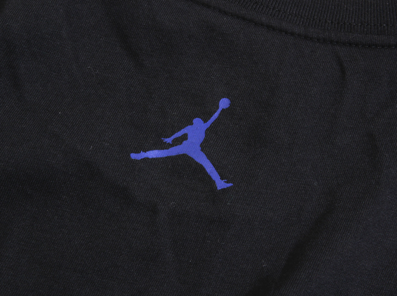 JORDAN AIR JORDAN 11 RINGS S/S TEE (823718-010) BLACK