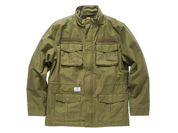 UNDEFEATED COMBAT M65 JACKET (133-515068)