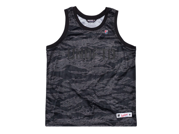 UNDEFEATED 00 MESH TANK (142-514168)