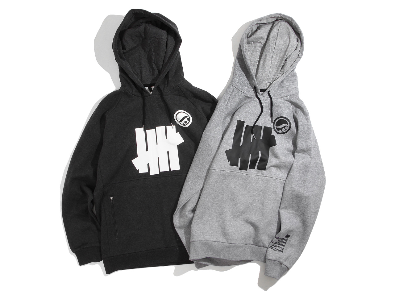 UNDEFEATED×SYR TECHNICAL PULLOVER HOOD(518300)