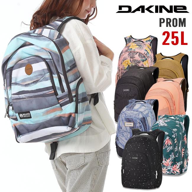 e10ce0cce275 ... DAKINEダカイン/個性柄が映えるレディースインポートリュック旅行や通学などデイリーに