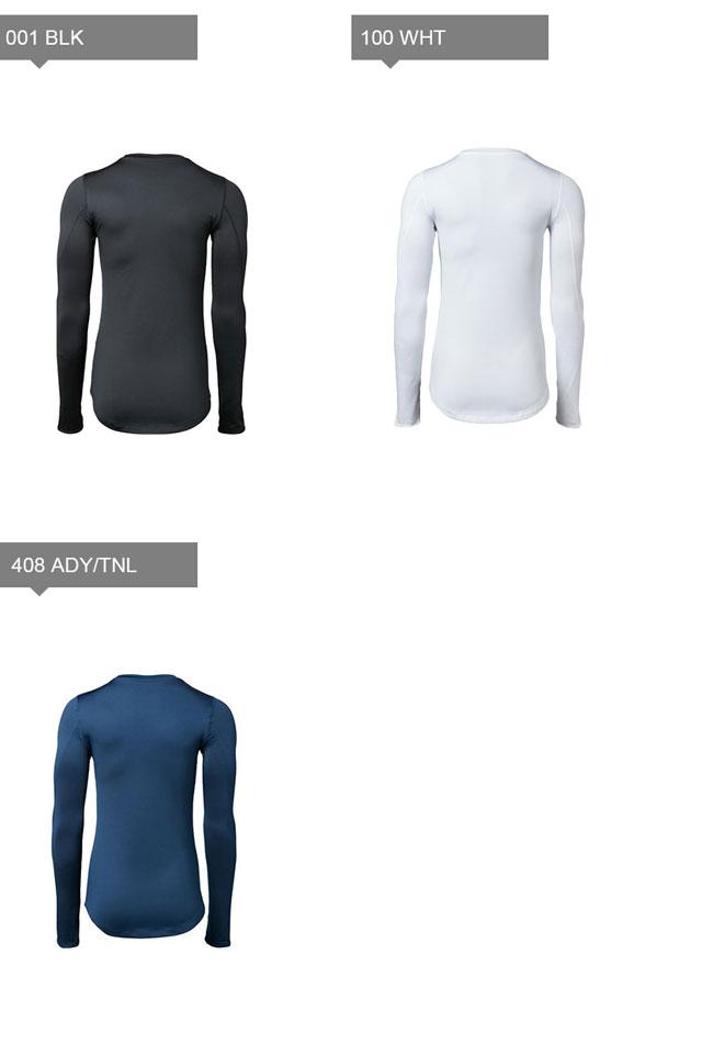 アンダーアーマーレディースインナーシャツ長袖丸首UAコールドギアアーマークルー防寒コンプレッショントレーニングゴルフランニングフィットネスヨガ1342013