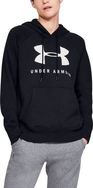 Under Armour Women Under Armor Fleece Graphic Pullover