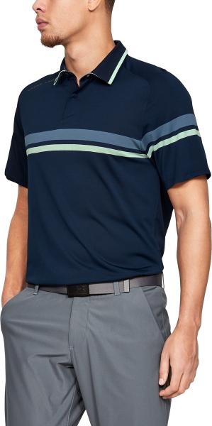 セール価格【公式】アンダーアーマー(UNDER ARMOUR)ポロシャツ UAツアーティップスドライブポロ ( ゴルフ/ポロシャツ/MEN メンズ ) 1327033