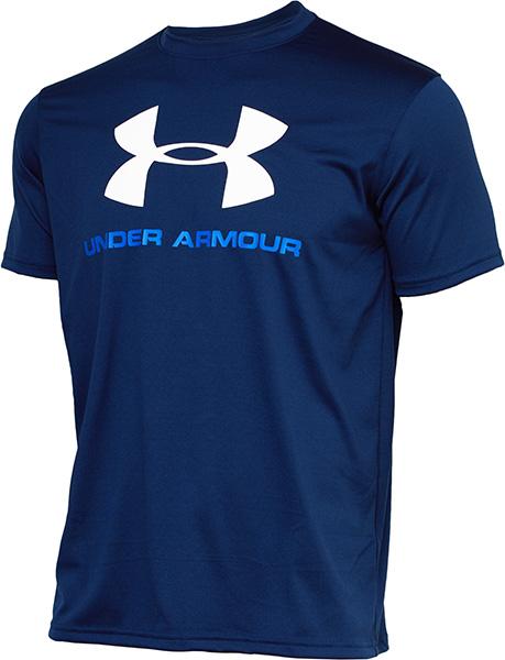 全品送料無料 公式 アンダーアーマー UNDER ARMOUR 10%OFF UAテック ショートスリーブ ビッグロゴ メーカー公式ショップ メンズ 1359132 トレーニング