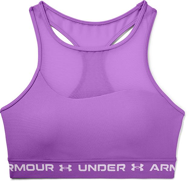全品送料無料 公式 アンダーアーマー UNDER ARMOUR UAクロスバック ショッピング 1360307 ミッド レディース 信用 メッシュ トレーニング