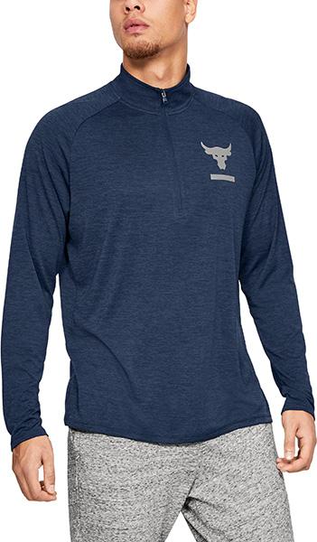付与 全品送料無料 公式 アンダーアーマー UNDER ARMOUR Tシャツ UA Project Rock テック1 国際ブランド 1345822 ブランド ウェア tシャツ トレーニングウェア トレーニング メンズ 2ジップ フィットネス