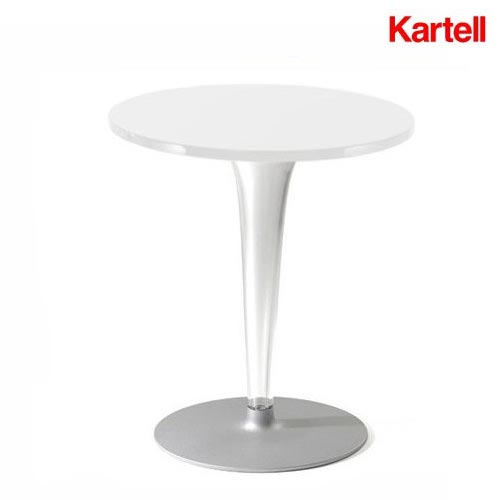 Toptop And Not 1 * $ Shaped Round Philippe Starck / Philippe Starck Table  Kartell / Cartel Made In Italy (italy製) Genuine Warranty