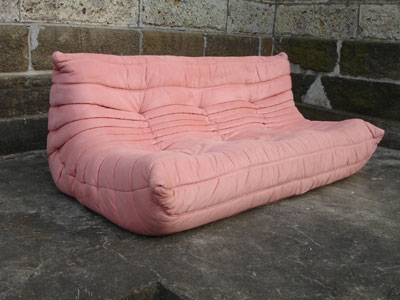 High Quality Articles More Than Ligne Roset Lean Rose Togo 3p Used Pink List Price 200 000 Yen