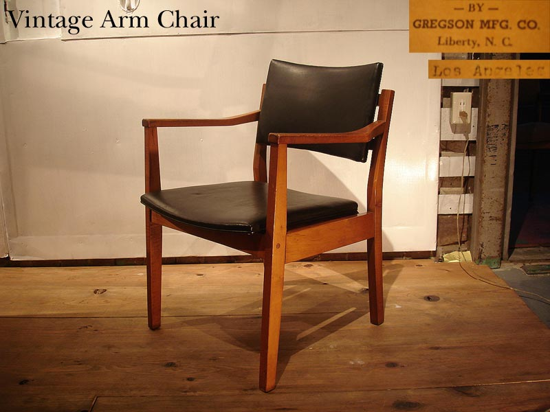 SALE Gregson / Gregson L.A./ Ross antique arm chair Walnut / black Nelson  mid-century Scandinavian furniture Herman Miller like - Underground Rakuten Global Market: SALE Gregson / Gregson L.A.