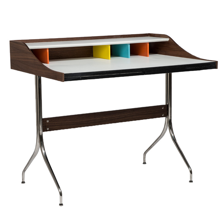 Gergenelson George Nelson Swag Leg Desk Mid Century Eames Furniture Like Also Taking Part
