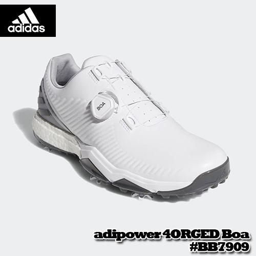 adidas【アディダス】adipower 4ORGED Boa #BB7909【アディパワーフォージドボア】BTE46 メンズ ゴルフシューズ 2019