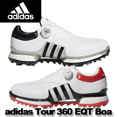 【adidas】アディダス TOUR360 EQT Boa【ツアー360 ボア】メンズ ゴルフ シューズ