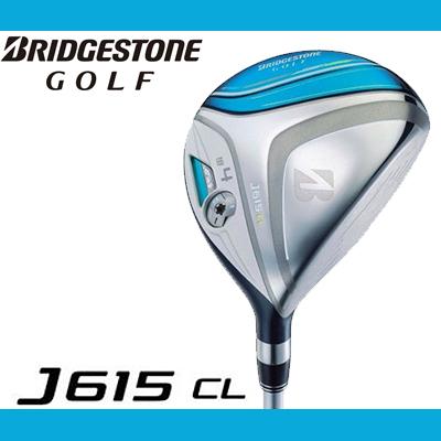 BRIDGESTONE GOLF【ブリヂストン ゴルフ】【J615 CL】レディース フェアウェイウッド J15-31W カーボンシャフト