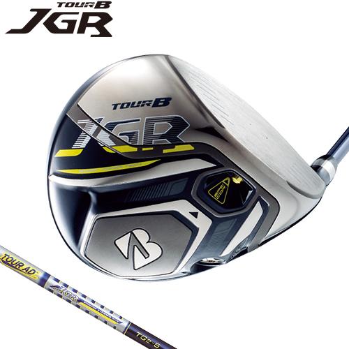 BRIDGESTONE GOLF【ブリヂストン ゴルフ】2019 TOUR B JGR ドライバー TOUR AD for JGR TG2-5 カーボンシャフト【ツアーB】