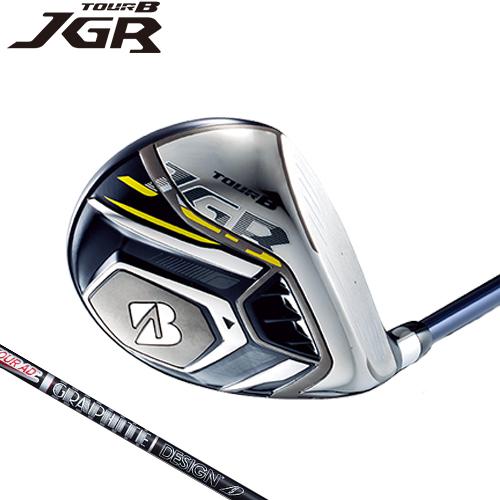 BRIDGESTONE GOLF【ブリヂストン ゴルフ】2019 TOUR B JGR フェアウェイウッド TOUR AD XC-5 カーボンシャフト【ツアーB】