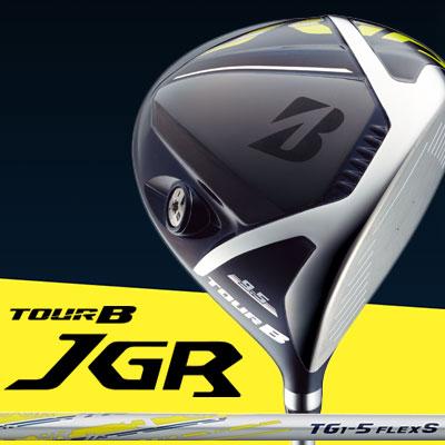 BRIDGESTONE GOLF【TOUR B JGR】ドライバー JGRオリジナル TG1-5 ブリヂストン カーボンシャフト