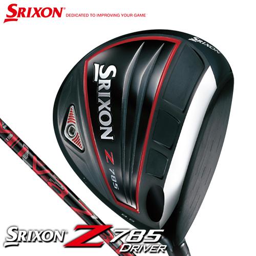 DUNLOP【ダンロップ】SRIXON Z785 ドライバー Miyazaki Mahana カーボンシャフト【スリクソン】