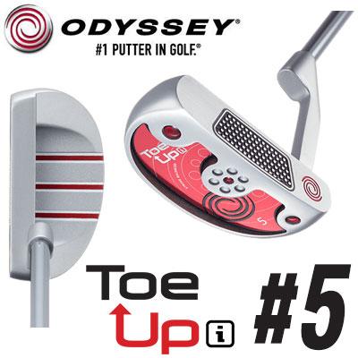 ODYSSEY【オデッセイ】Toe Up i パター #5 【トゥ アップアイ】