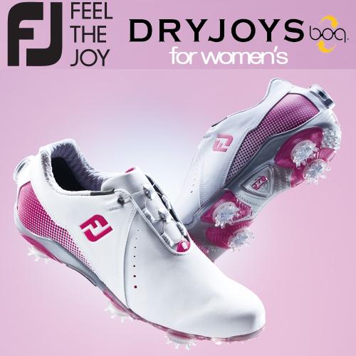 【国内正規総代理店アイテム】 FOOTJOY for【フットジョイ】DRYJOYS Boa Boa 99069 for women レディース ゴルフシューズ 99069 ホワイト/ピンク【ドライジョイ】, ピカイチ野菜くん:154a387b --- supercanaltv.zonalivresh.dominiotemporario.com
