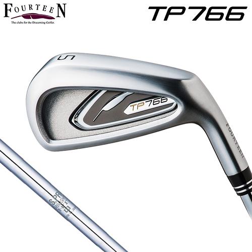 FOURTEEN【フォーティーン】TP-766 単品アイアン (#4) N.S.PRO 950GH HT スチールシャフト TP766