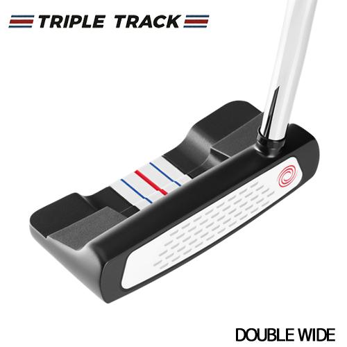 ODYSSEY【オデッセイ】TRIPLE TRACK トリプル トラック DOUBLE WIDE パター [日本正規品]【2020年モデル】3tr ダブルワイド