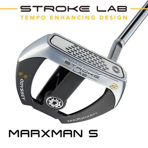 ODYSSEY【オデッセイ】STROKE LAB 2019 パター MARXMAN S 【日本正規品】ストロークラボ【マークスマン S】