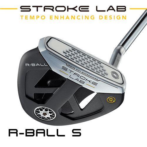 ODYSSEY【オデッセイ】STROKE LAB 2019 パター R-BALL S 【日本正規品】ストロークラボ【Rボール S】