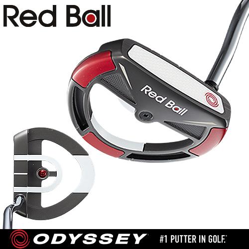 ODYSSEY【オデッセイ】RED BALL パター【レッドボール】