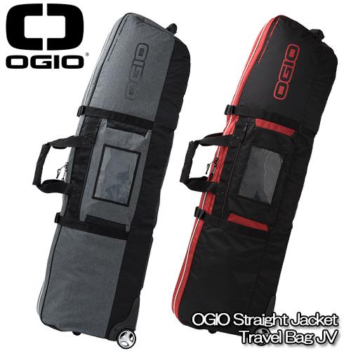 OGIO【オジオ】OGIO Straight Jacket Travel Bag JV【送料無料】ストレート ジャケット トラベル バッグ