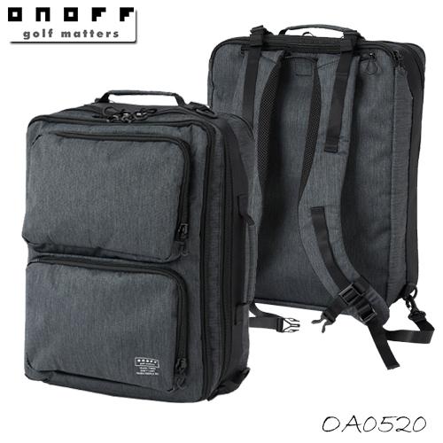 ONOFF【オノフ】バックパック OA0520【グローブライド】GLOBERIDE 2020年モデル【送料無料】