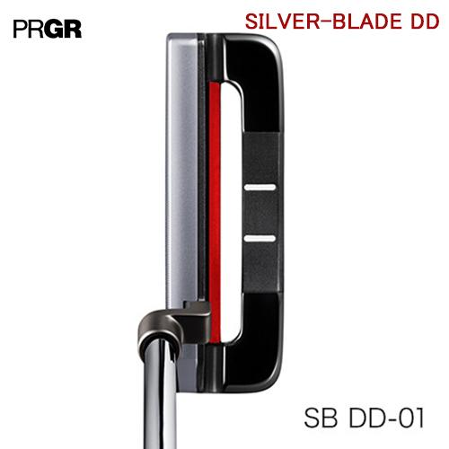 PRGR【プロギア】SILVER-BLADE DD #SB DD-01 パター【シルバーブレード】