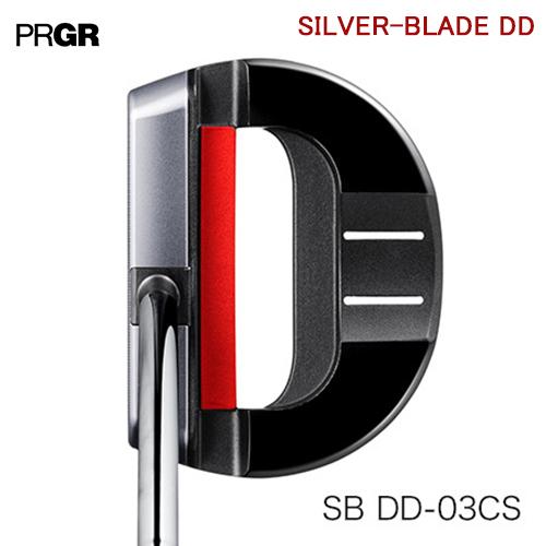 PRGR【プロギア】SILVER-BLADE DD #SB DD-03CS パター【シルバーブレード】センターシャフト