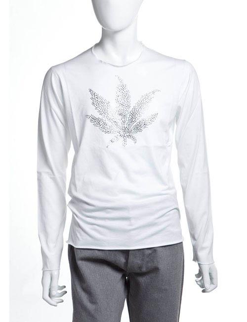 ルシアンペラフィネ lucien pellat-finet ペラフィネ Tシャツ メンズ EVH1010 ホワイト 送料無料 楽ギフ_包装 LPF値下 【ラッキーシール対応】
