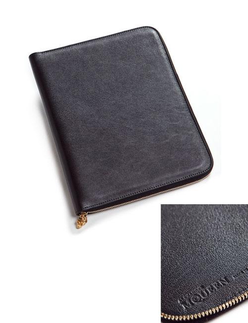アレキサンダーマックイーン AlexanderMcQueen iPadケース 303294 AUP0 ブラック 送料無料 アウトレット 目玉商品 G-SALE 【ラッキーシール対応】