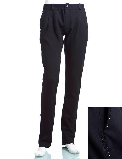 パラディーニ PALLADINI パンツ メンズ JP002 ブラック 楽ギフ_包装 G-SALE 送料無料 アウトレット 目玉商品AW16 【ラッキーシール対応】