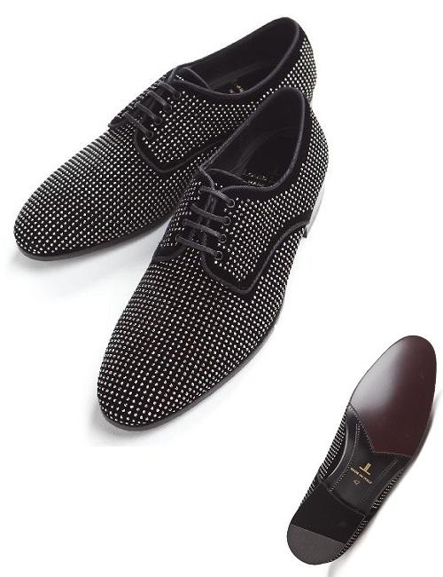 ルイリーマン LOUIS LEEMAN シューズ 靴 メンズ LL103 ブラック G-SALE 送料無料 アウトレット 目玉商品AW16 【ラッキーシール対応】