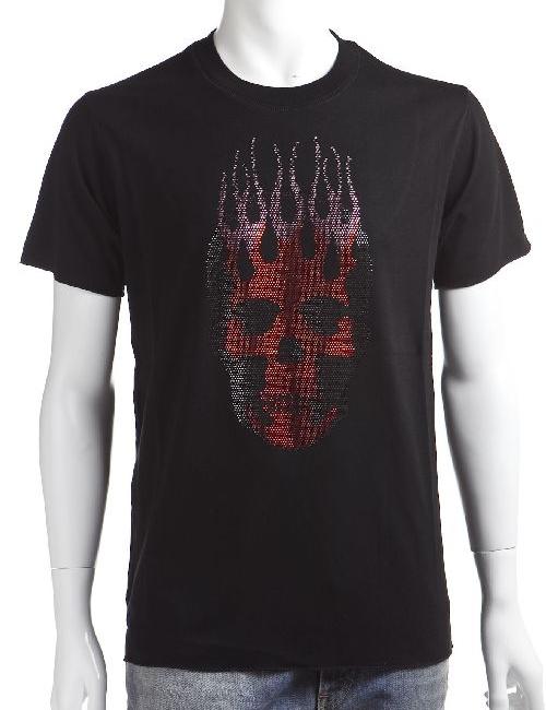 ルシアンペラフィネ lucien pellat-finet ペラフィネ Tシャツ メンズ EVH1483 ブラック 送料無料 楽ギフ_包装 LPF値下 【ラッキーシール対応】